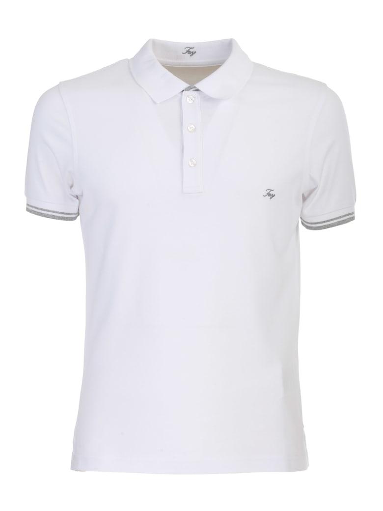 Fay polo shirt - Bianco