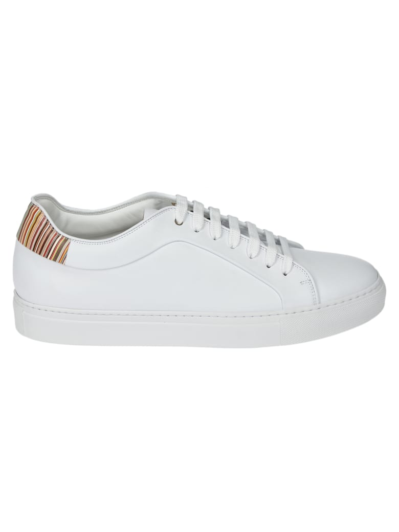 buy online closer at pick up Paul Smith Paul Smith Lace-up Sneakers - White - 10844473   italist