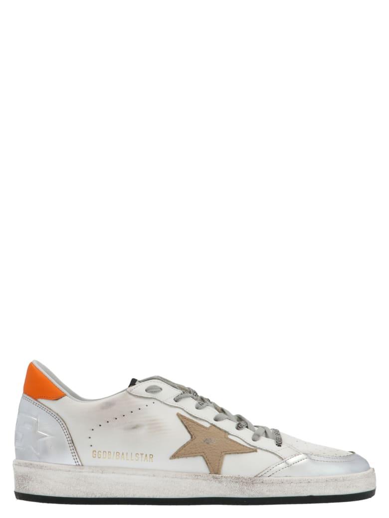 Golden Goose 'ball Star' Shoes - White