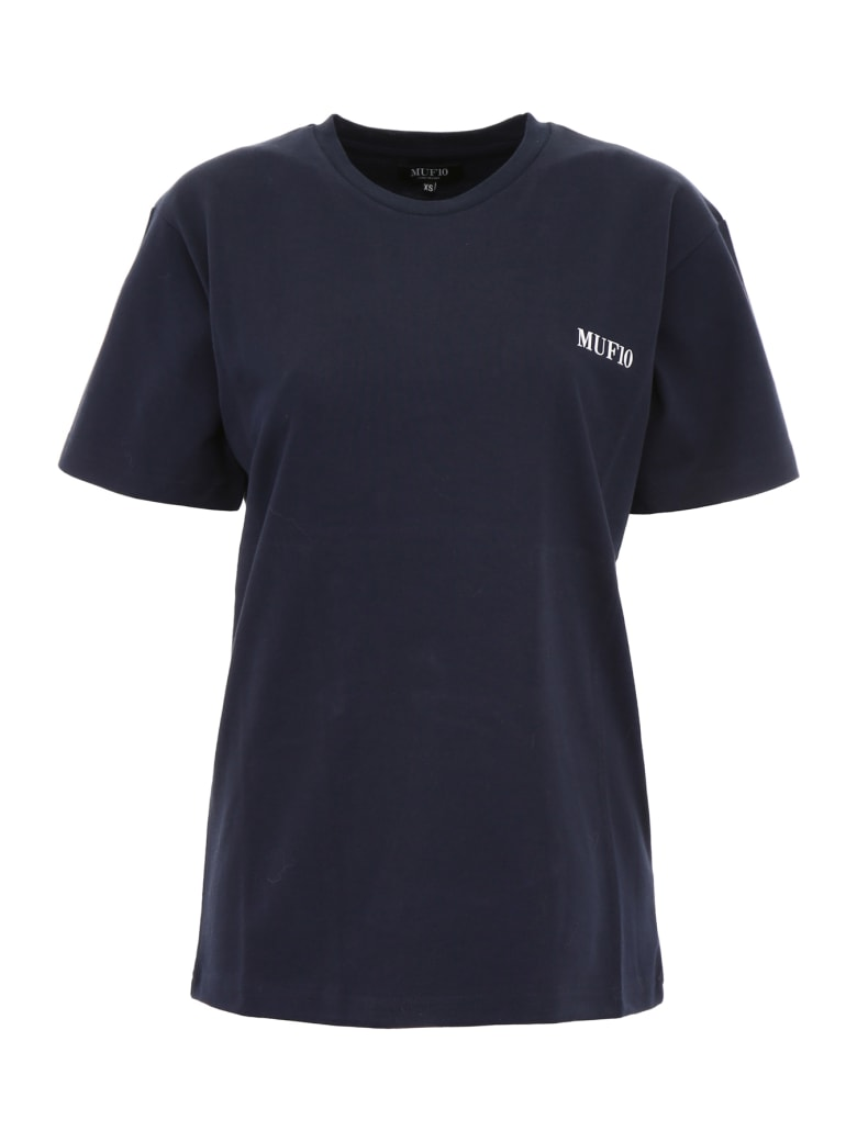 MUF10 Emblem T-shirt - NAVY (Blue)