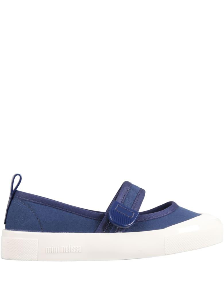 Melissa Blue Shoes For Girl - Blue