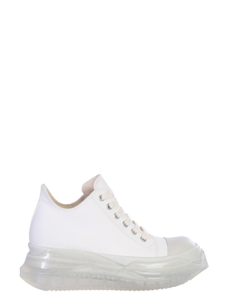 DRKSHDW Abstract Sneakers - BIANCO