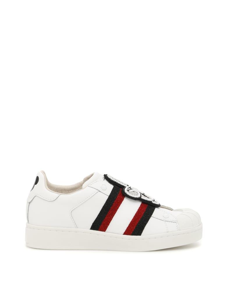 M.O.A. master of arts Disney Sneakers - BIANCO (White)