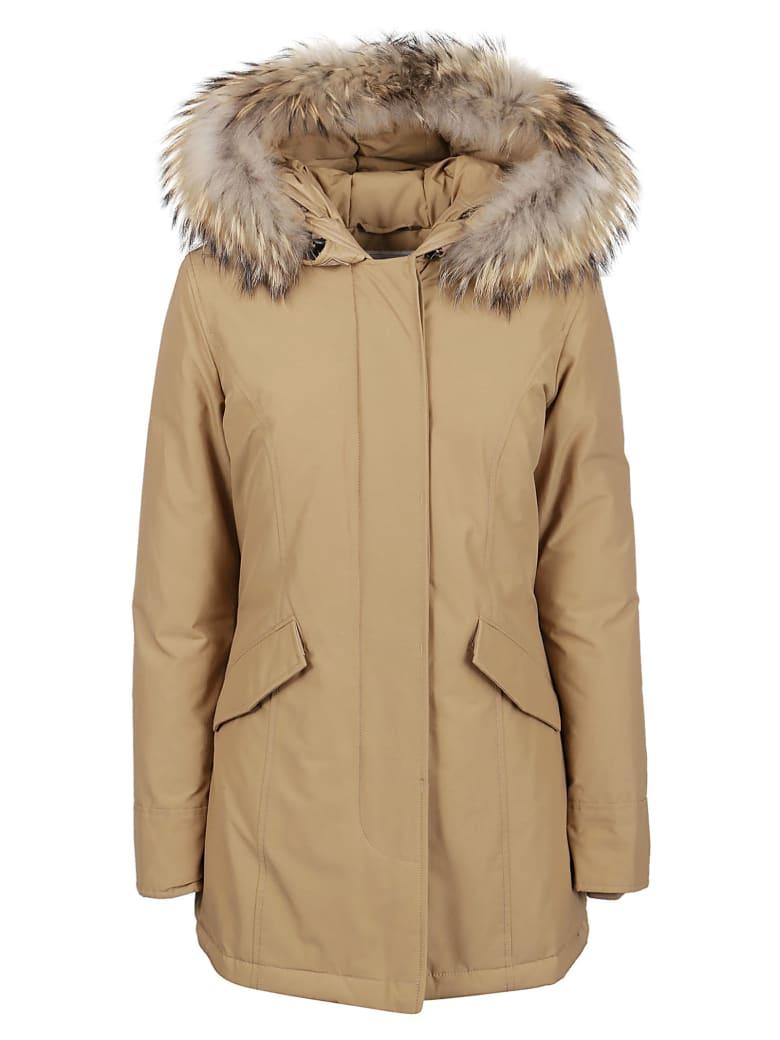 Woolrich Parka Arctic Fr - Gkk Gold Khaki