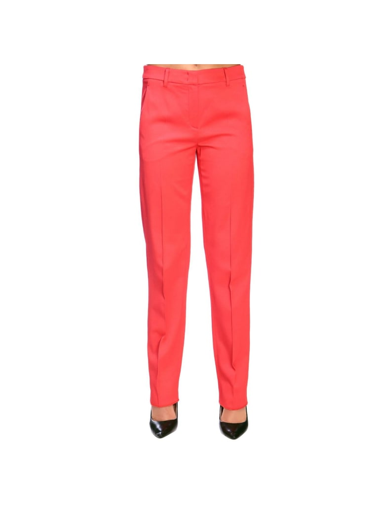 Emporio Armani Pants Pants Women Emporio Armani - coral