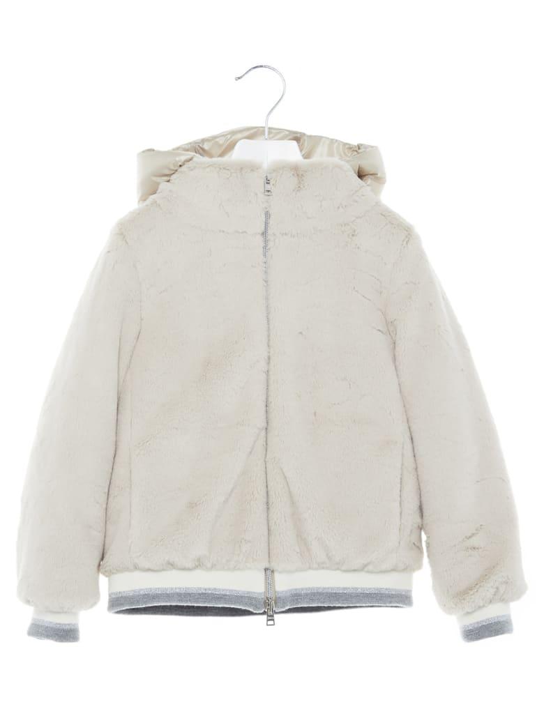 Herno 'teddy' Jacket - Beige