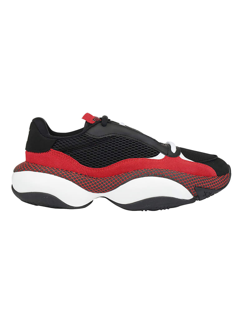 Puma Alteration Blitz Sneakers - Puma black/high risk red