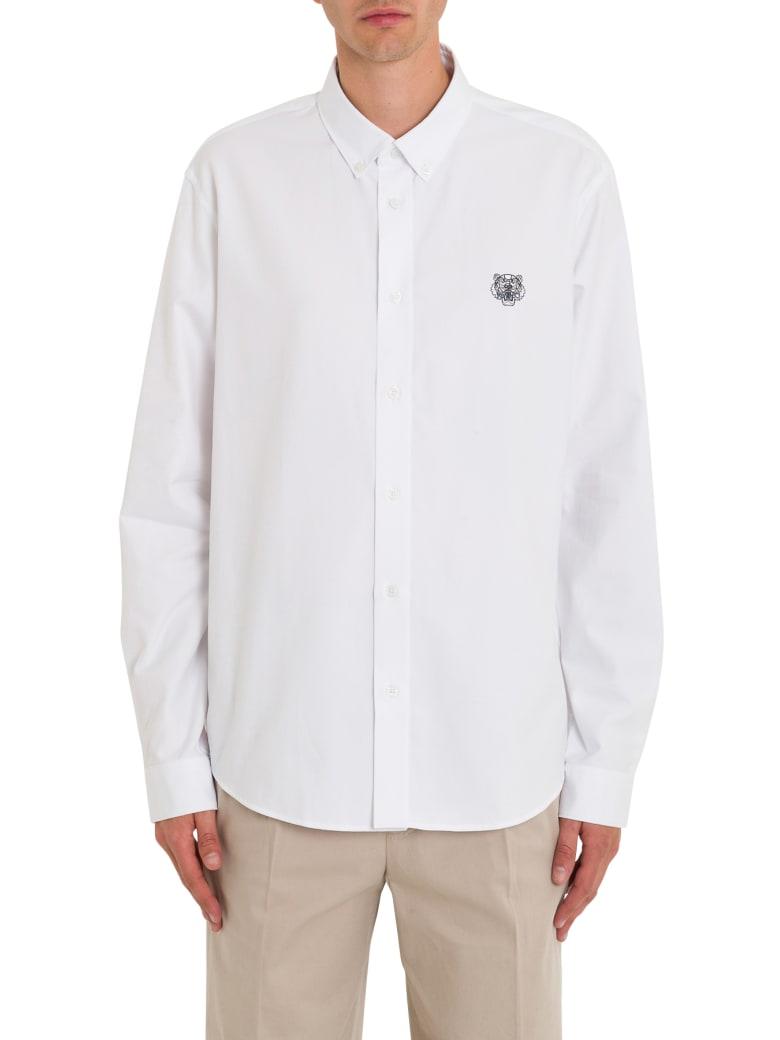 Kenzo Tiger Shirt - Bianco
