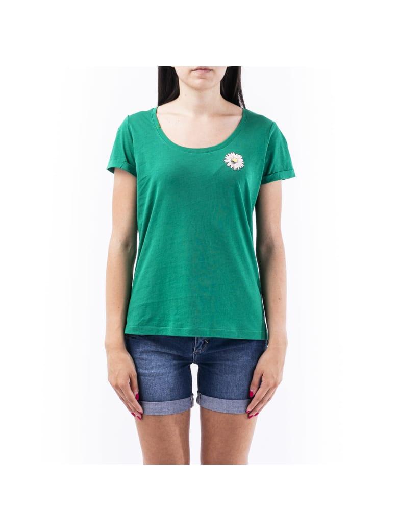 Sun 68 Sun68 Cotton T-shirt - EMerald