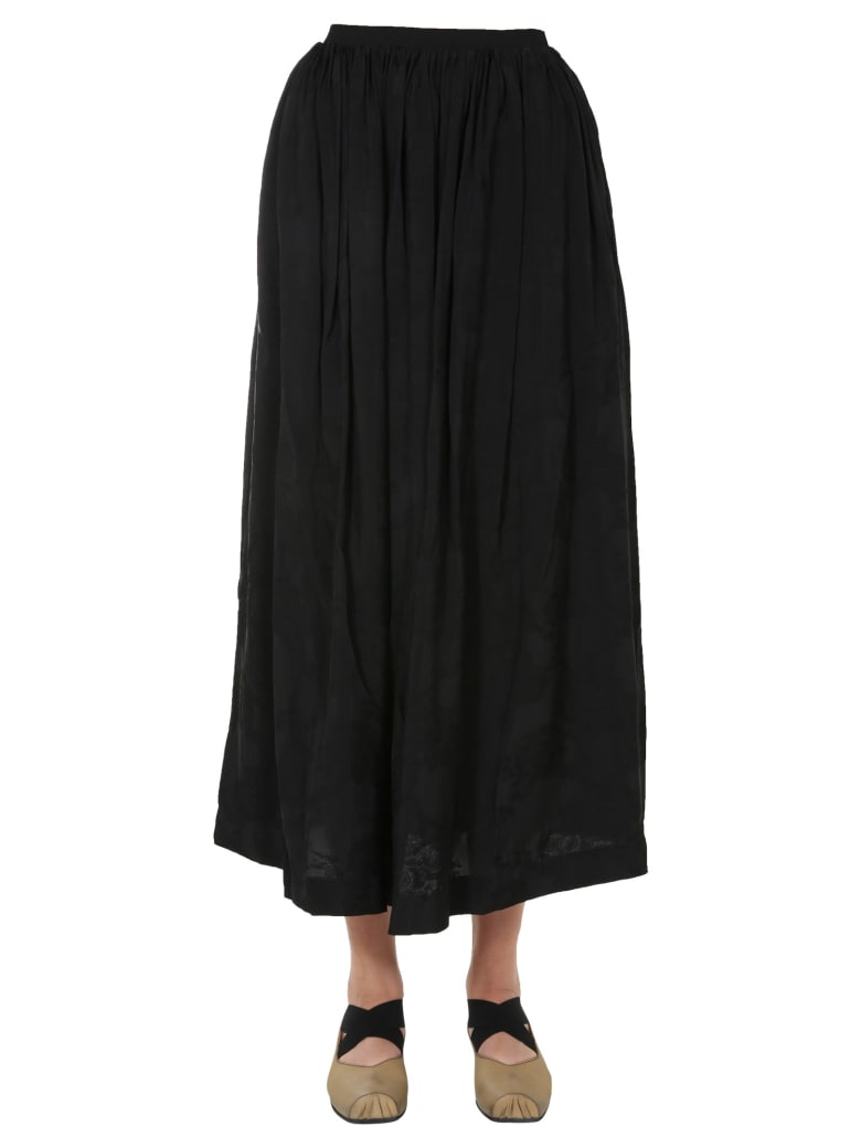 Uma Wang Gianna Skirt - NERO