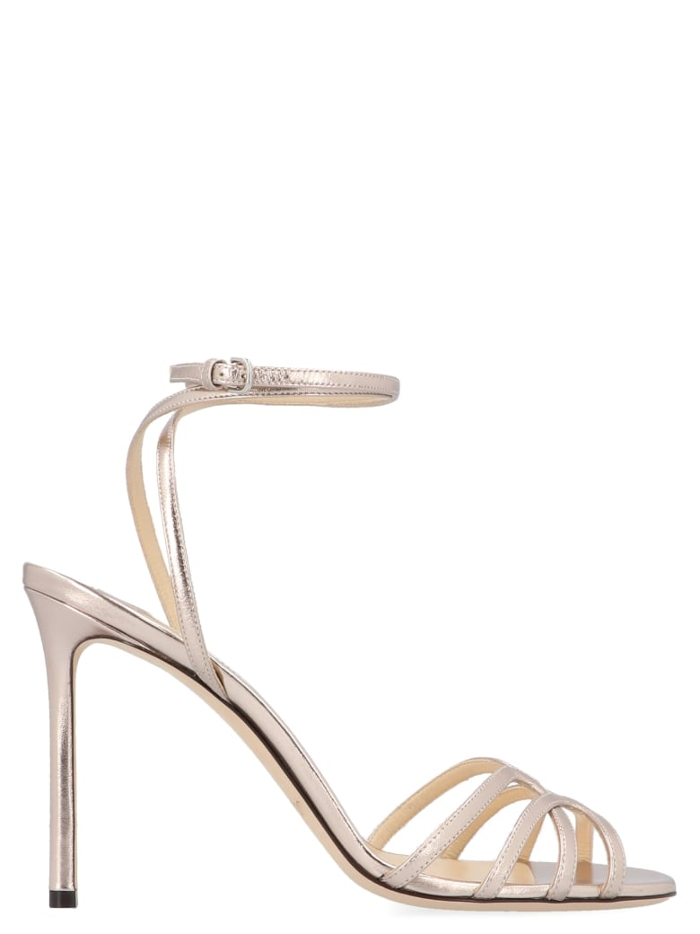 Jimmy Choo 'mima' Shoes - Silver