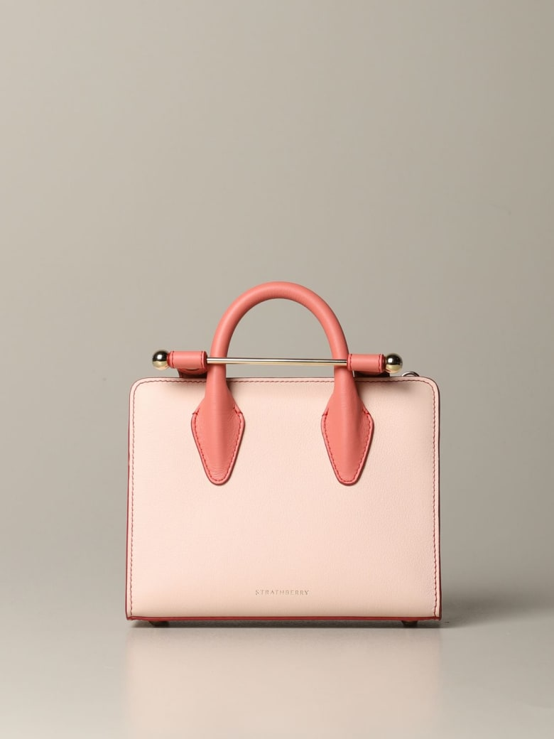 Strathberry Mini Bag Shoulder Bag Women Strathberry - pink