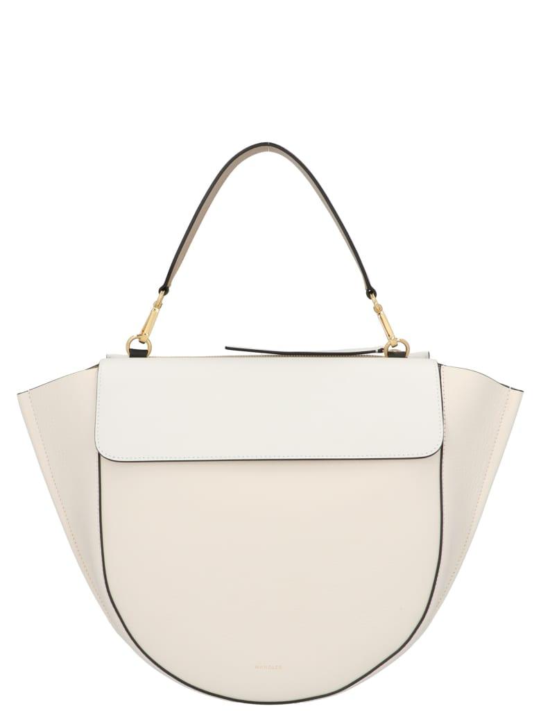 Wandler 'hortensia' Big Bag - White