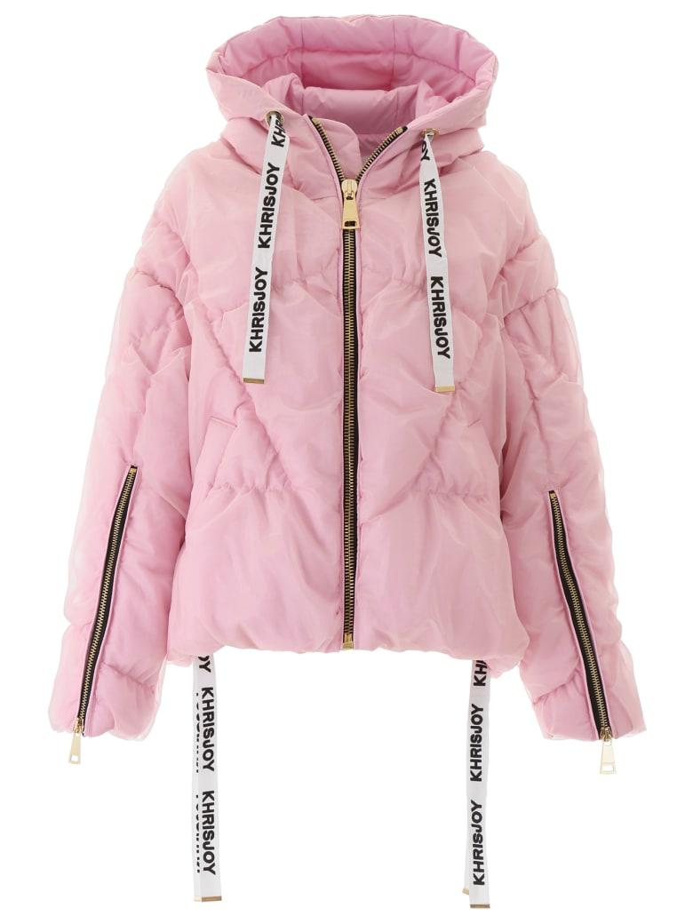 Khrisjoy Organza Khris Puffer Jacket - ROSA (Pink)