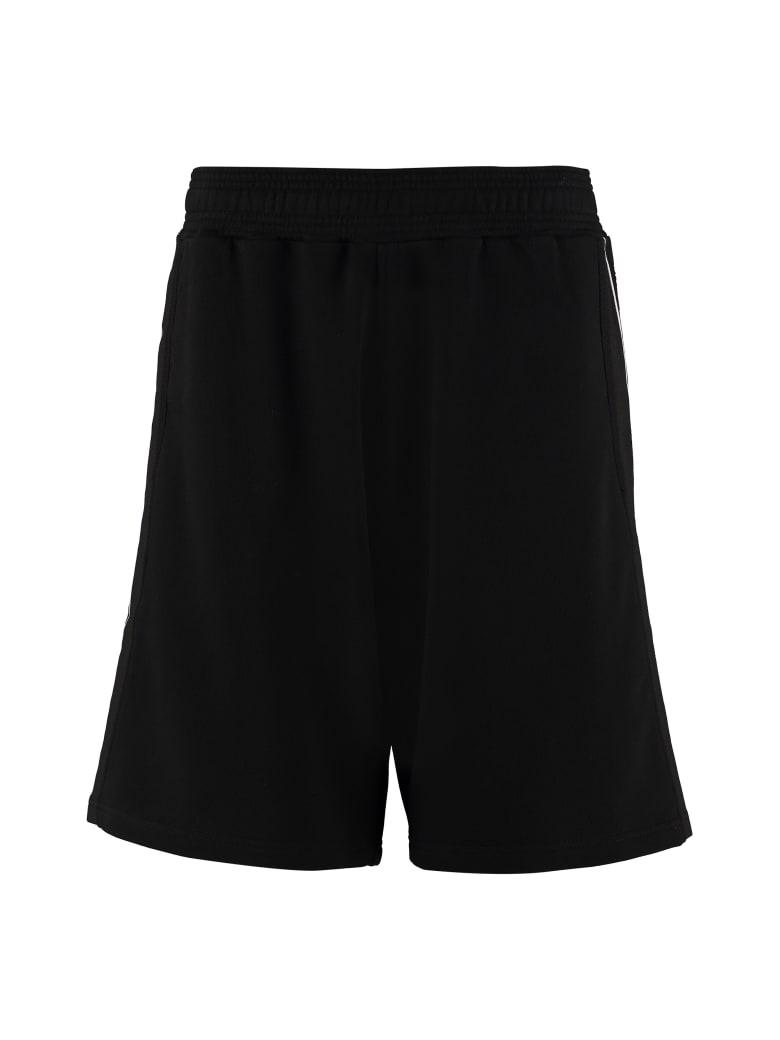 Givenchy Fleece Shorts - black