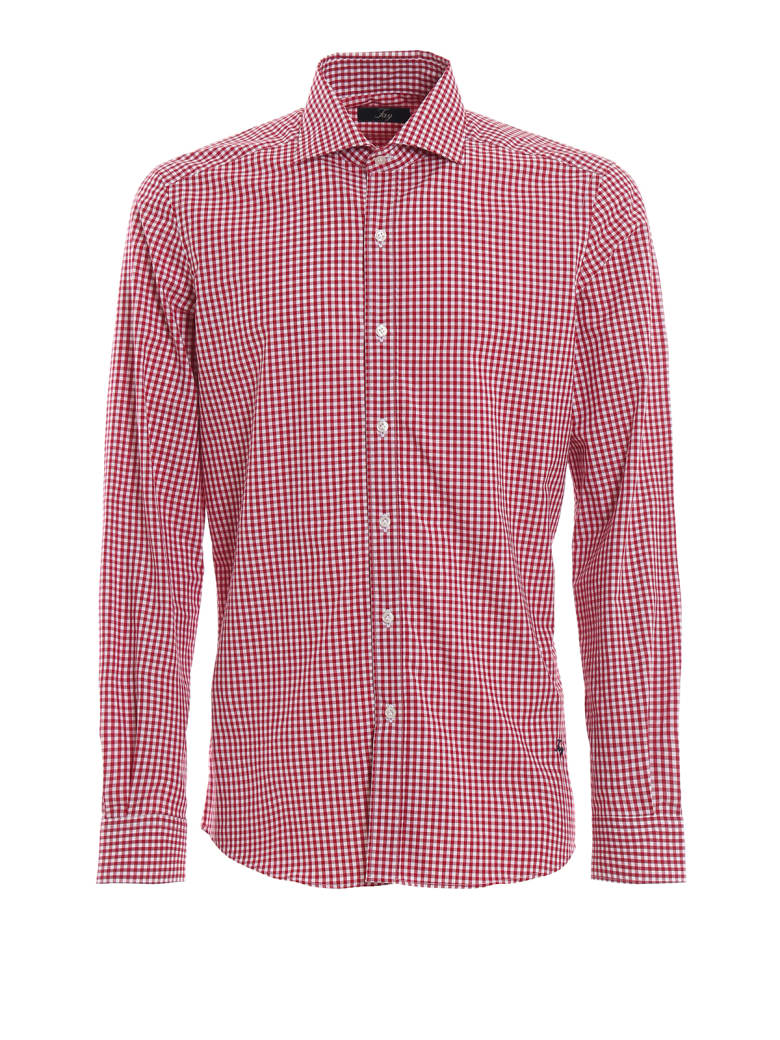 Fay Shirt - Red