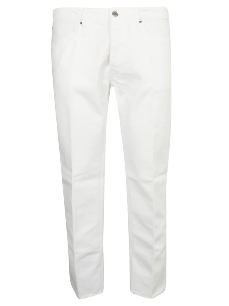 Golden Goose Straight Leg Jeans - White