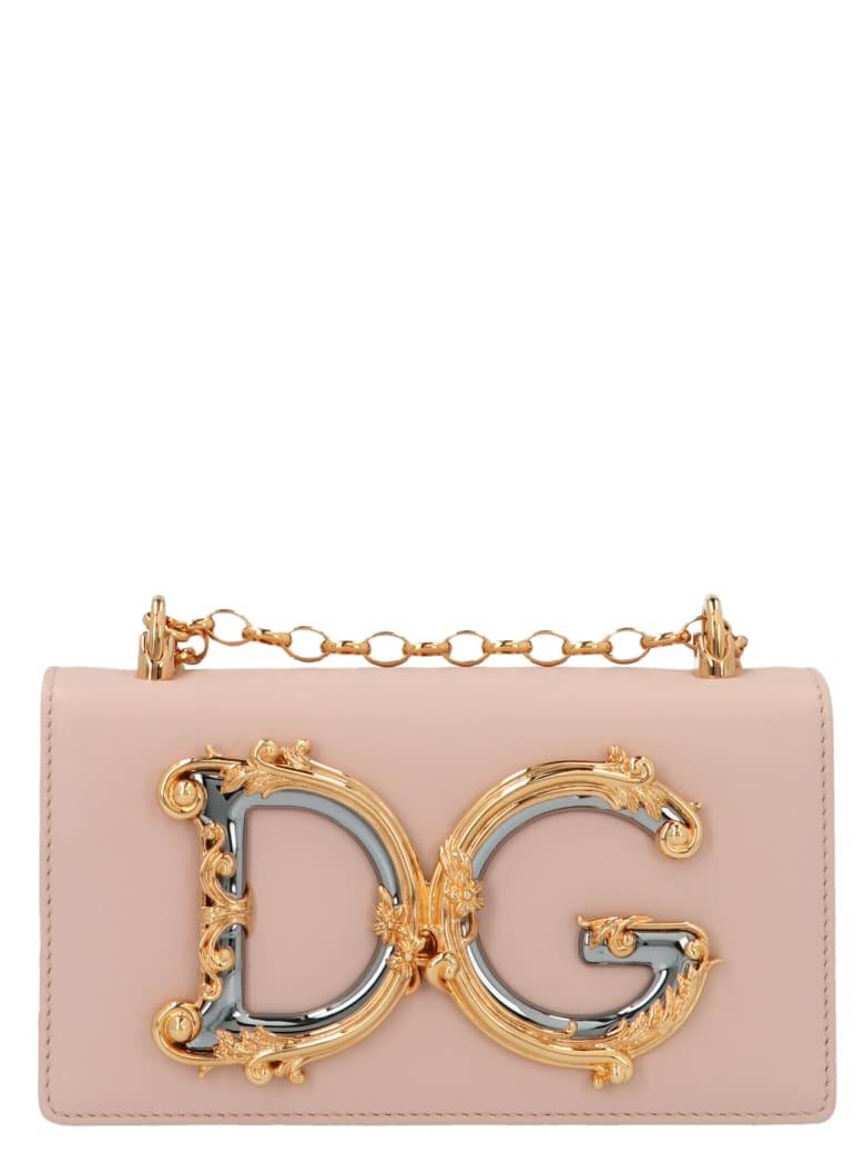 Dolce & Gabbana 'dg Girl' Bag - Pink