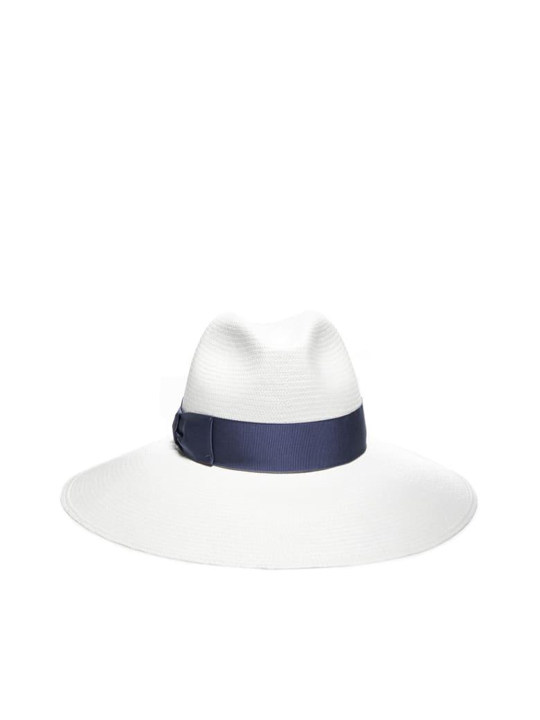 Borsalino Hat - Bianco