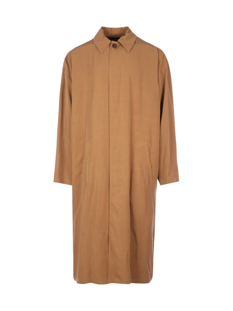 Balenciaga Fluid Carcoat - Sahara Beige