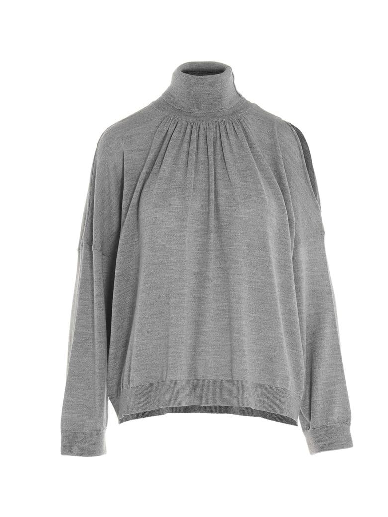(nude) Sweater - Grey
