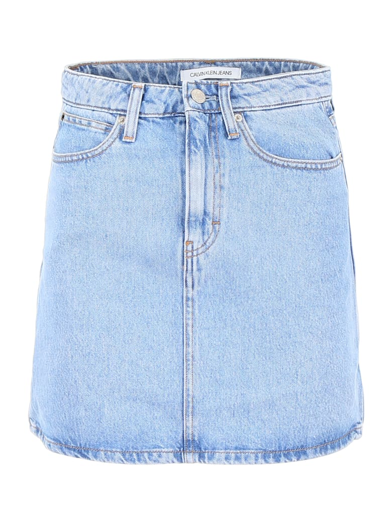 RE/DONE Destroyed Jeans - THE RIP (Blue)