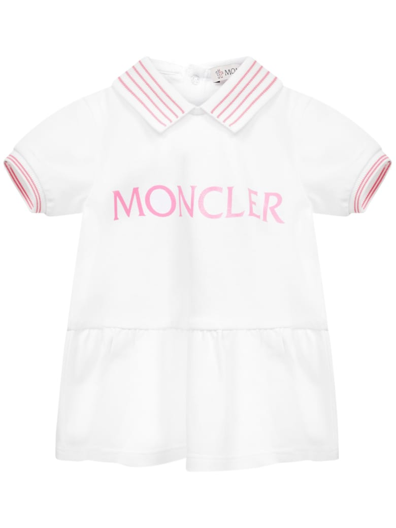 Moncler Enfant Set - White