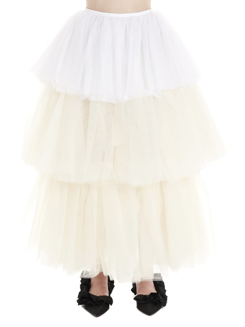 MM6 Maison Margiela Skirt - White