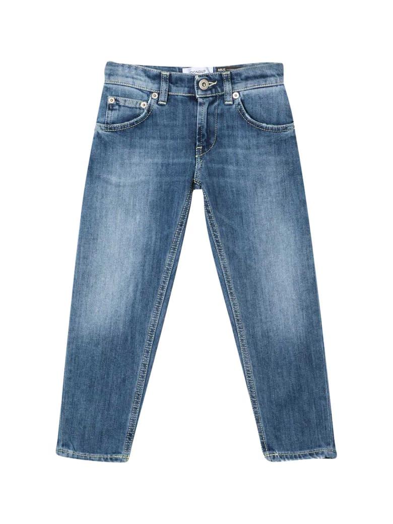 Dondup Straight Denim Trousers - Unica