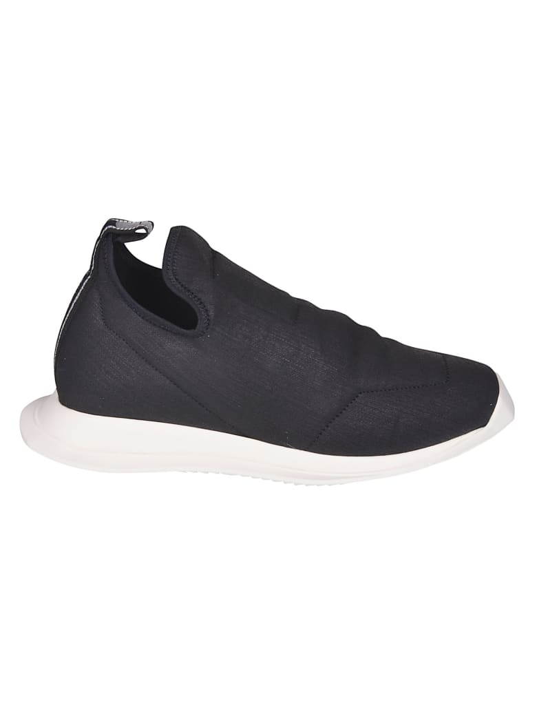 DRKSHDW Babel New Runner Slip-on Sneakers - Black/milk