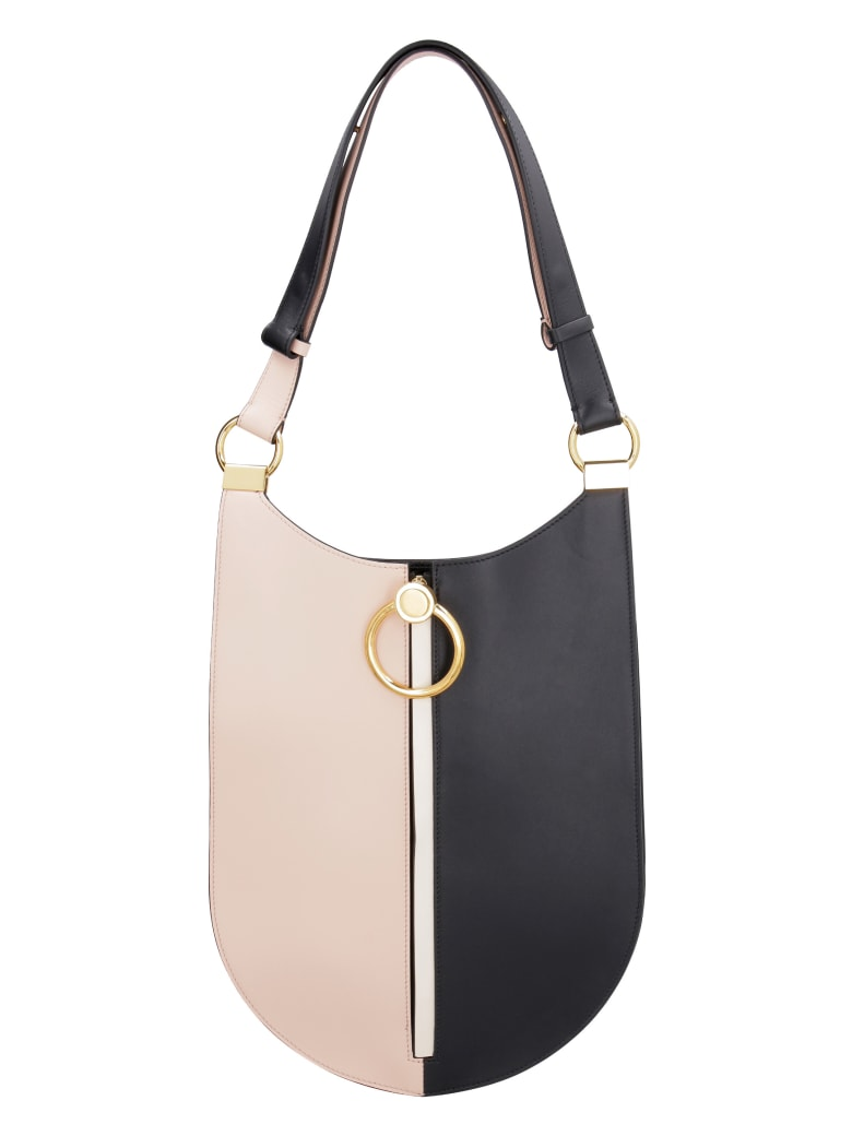 Marni Earring Leather Bag - Multicolor