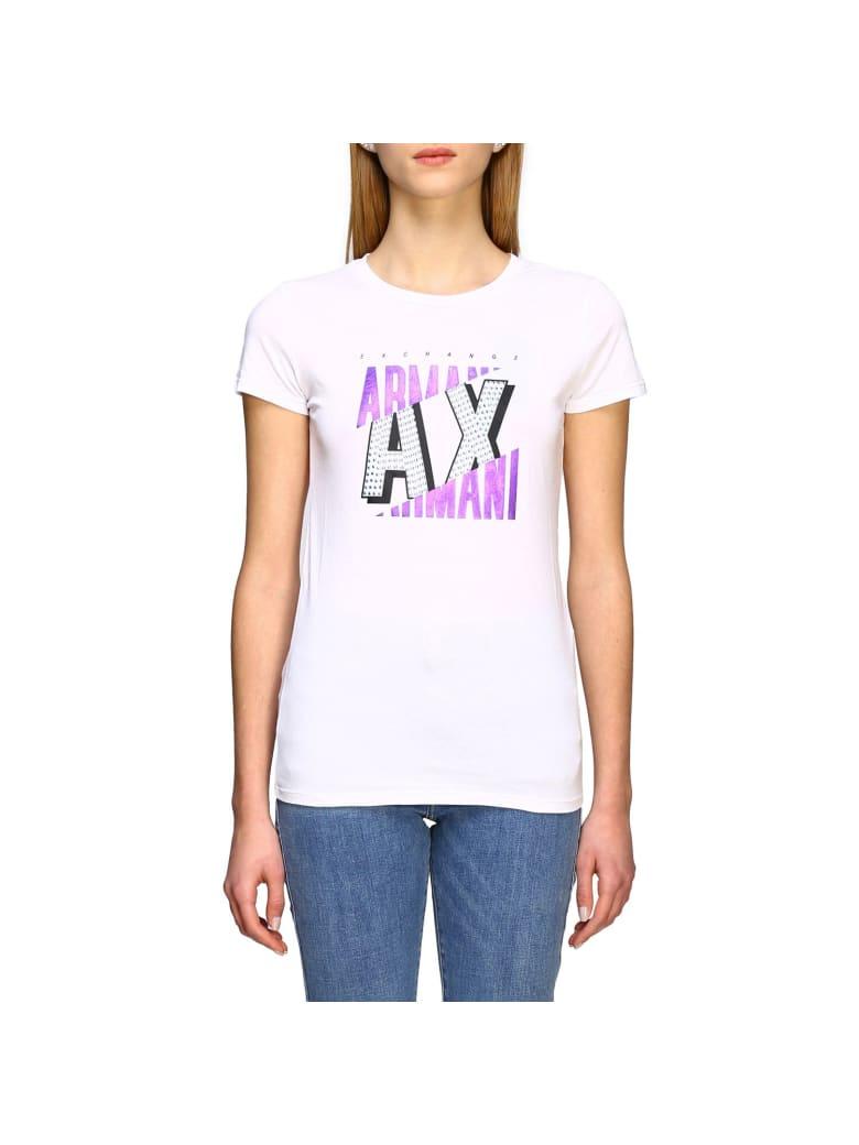 Armani Collezioni Armani Exchange T-shirt T-shirt Women Armani Exchange - white