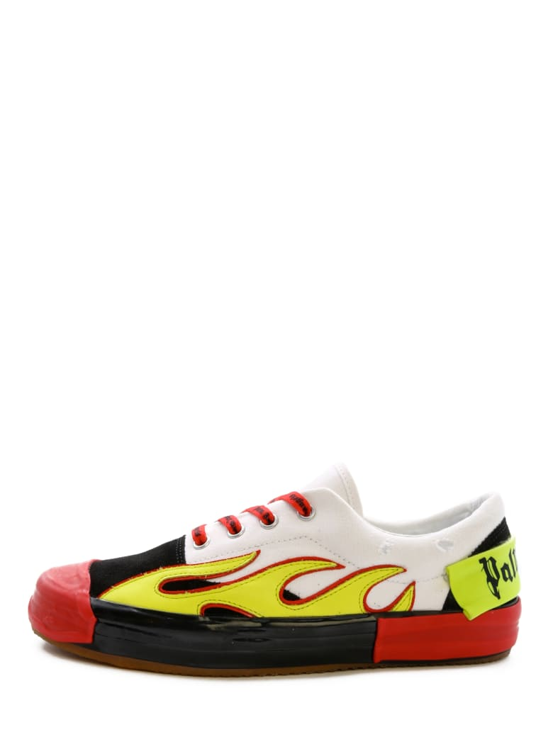 Palm Angels Palm Angels Flame Sneakers