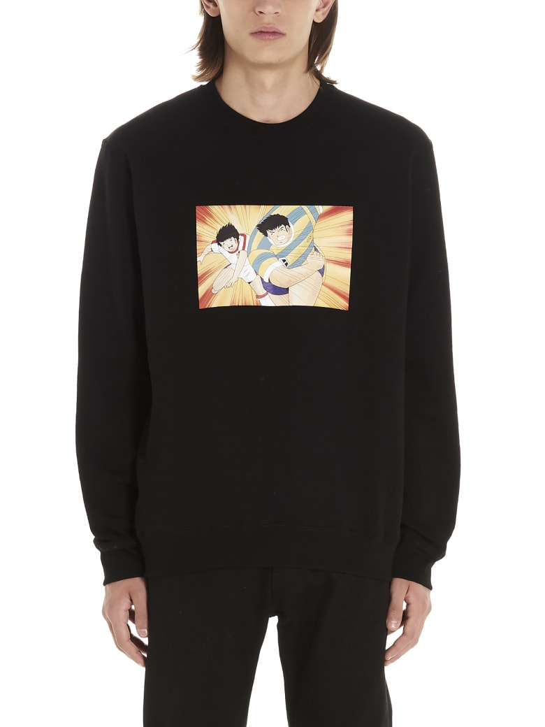 MSGM 'holly & Benji' Sweatshirt - Black