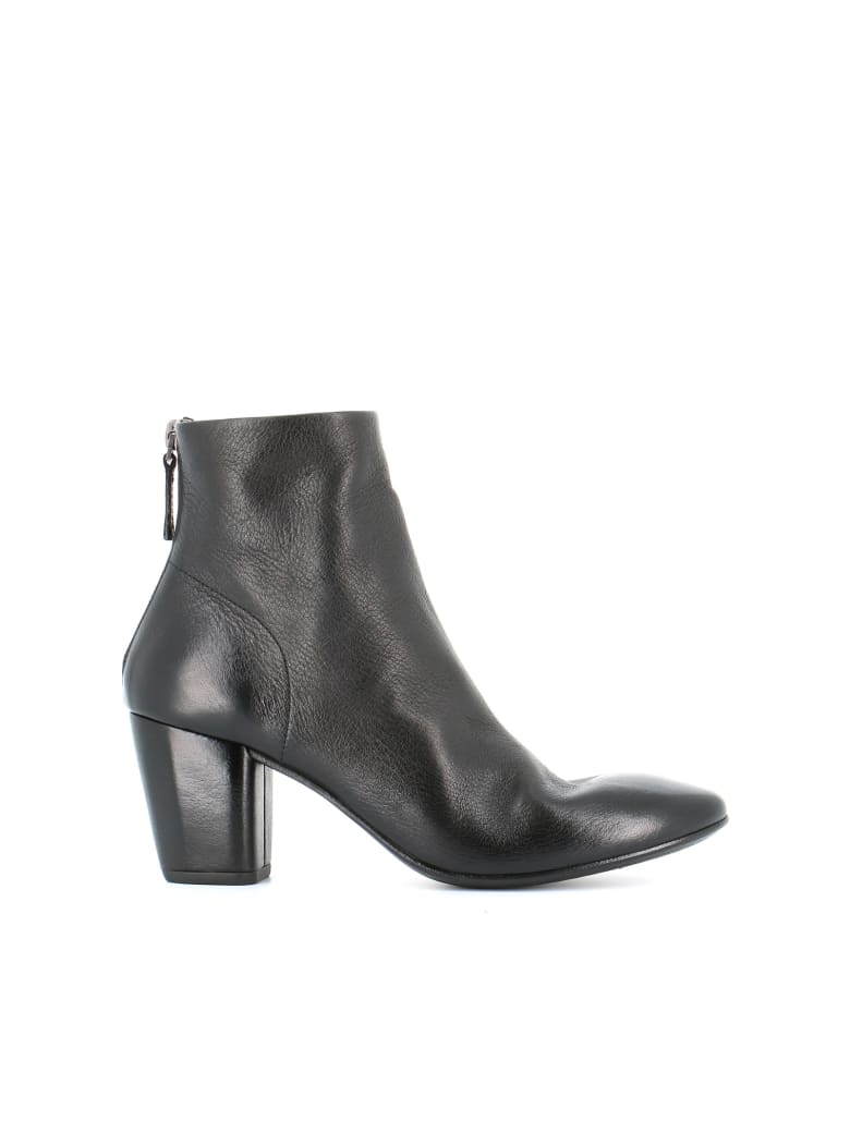 """Marsell Ankle Boots """"mw4790"""" - Black"""