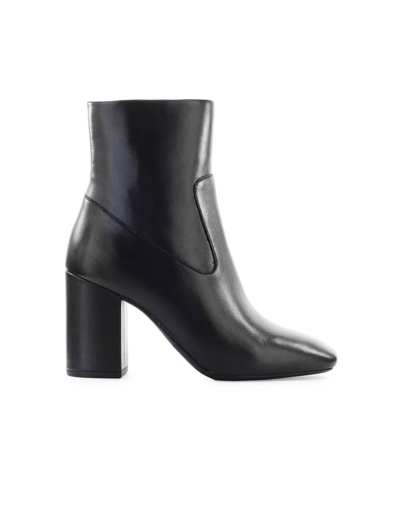 Michael Kors Marcella Black Ankle Boot - Nero