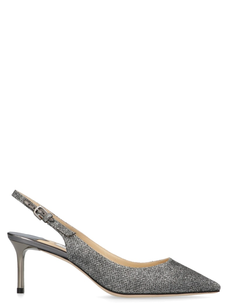Jimmy Choo 'erin' Shoes - Grey