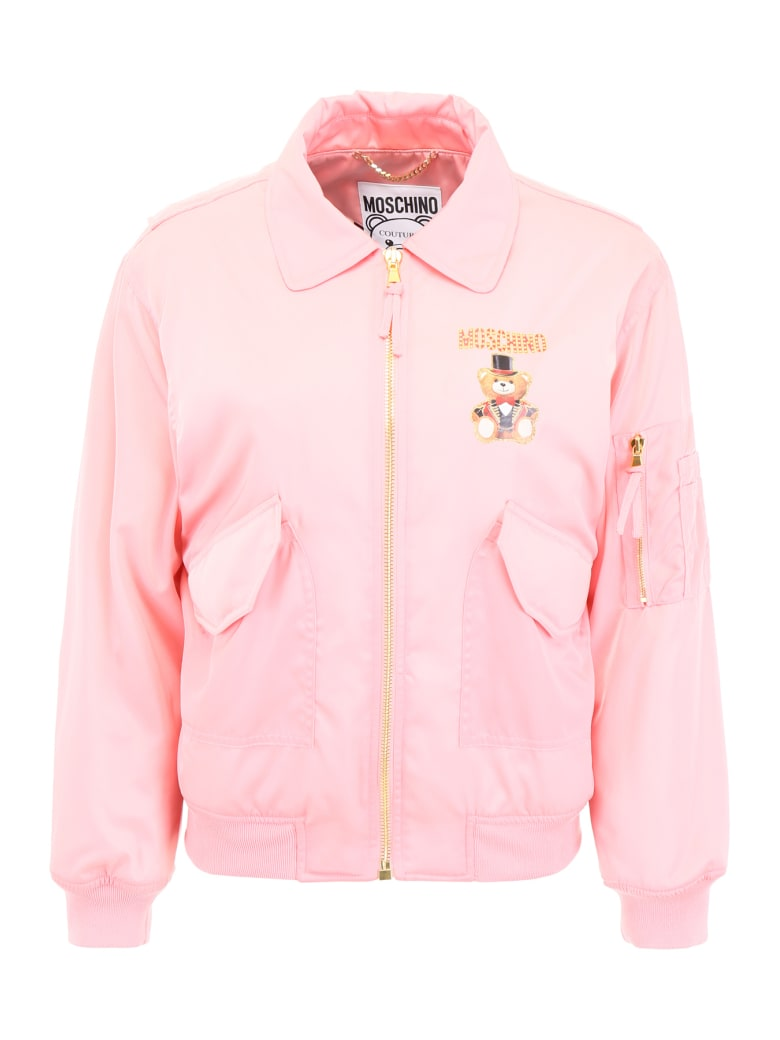 Moschino Circus Teddy Bear - PINK (Pink)