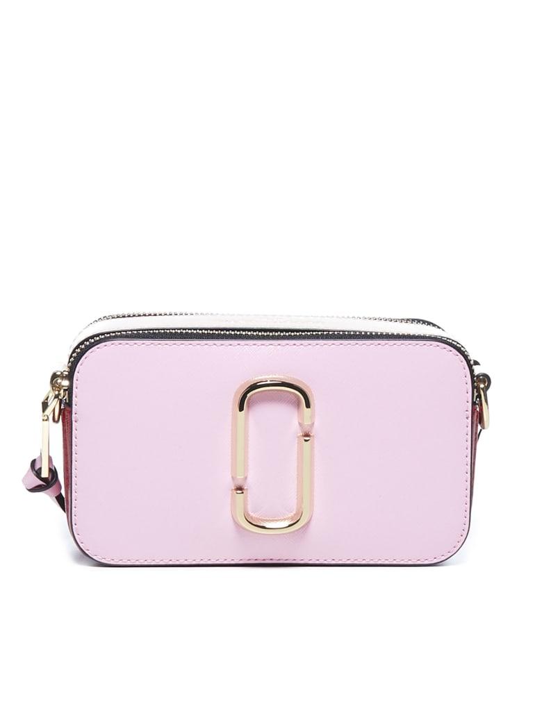 Marc Jacobs Shoulder Bag - Powder pink multi