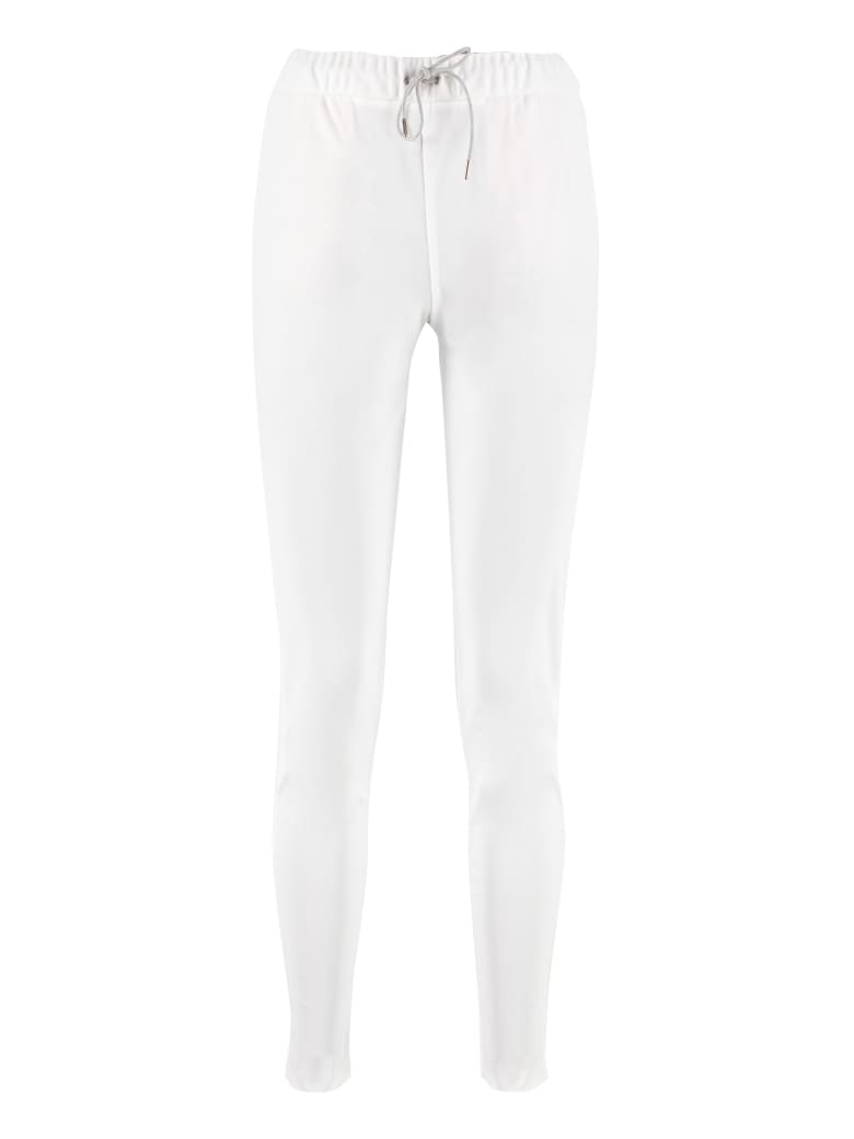 Fabiana Filippi Jersey Trousers - White
