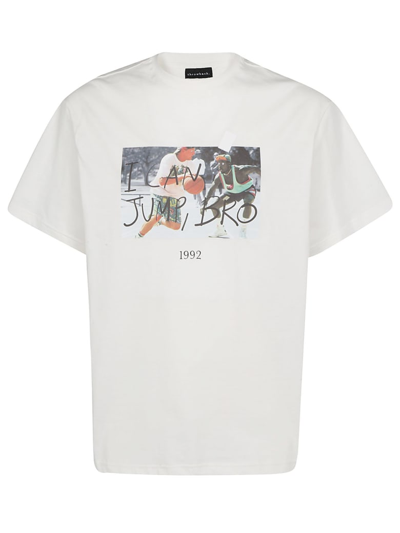 Throwback 1992 T-shirt - Bianco
