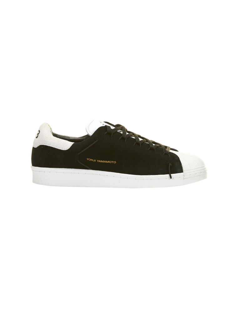 Y-3 Sneakers - Nero/bianco