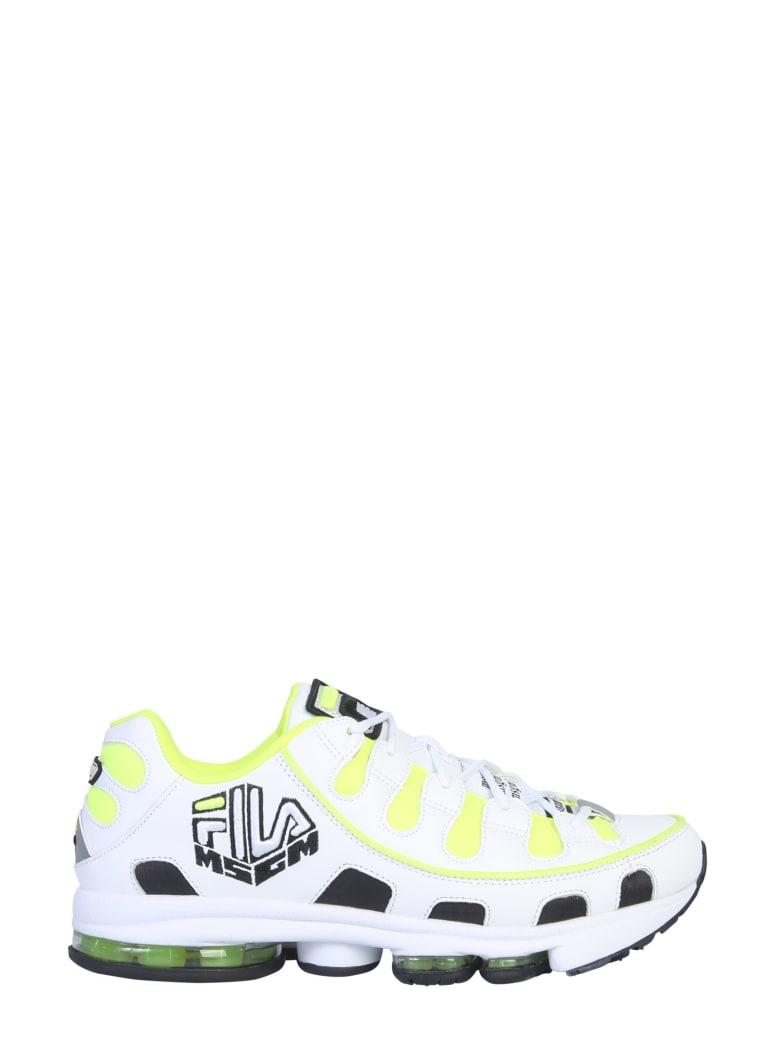 MSGM Silva Msgm X Fila Sneaker