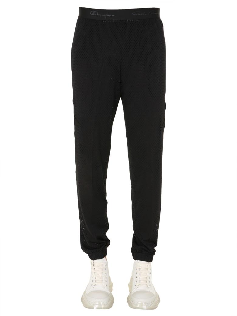 Rick Owens Jogging Pants - NERO