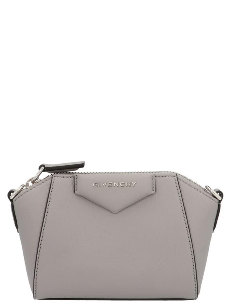 Givenchy 'antigona' Bag - Grigio