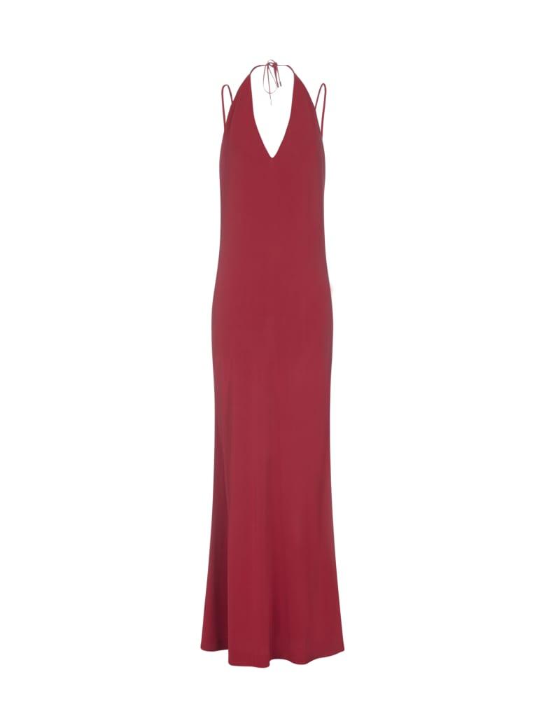 Dsquared2 Jersey Dress - Bordeaux