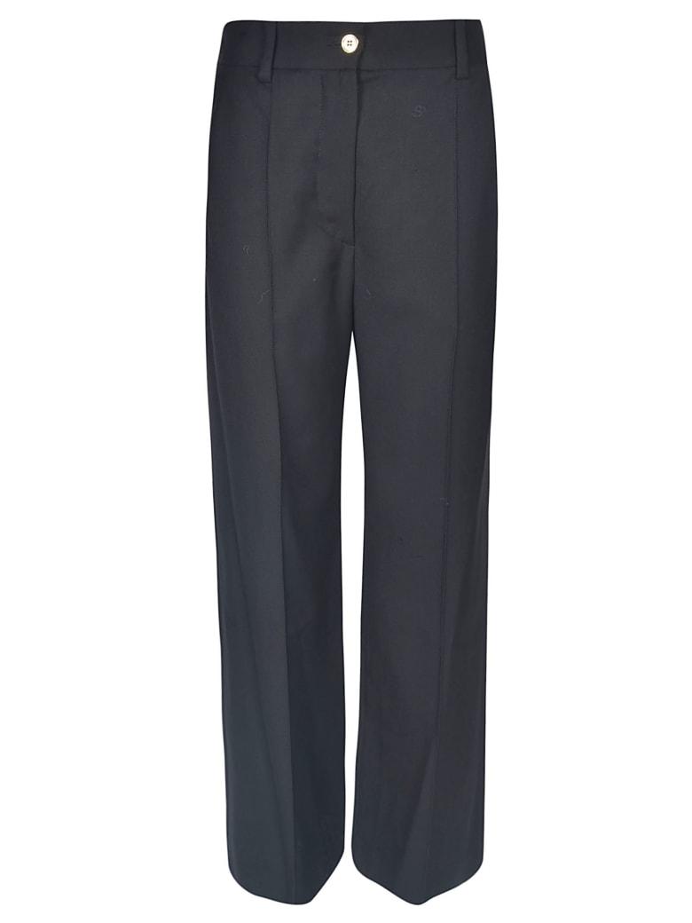 Patou Iconic Long Trousers - B Black