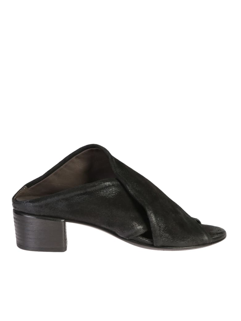 Marsell Black Sandals - Black