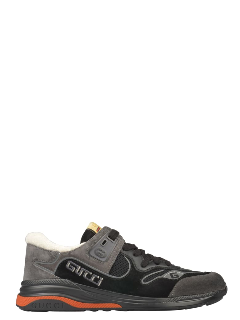 Gucci Ultrapace Sneakers - Black