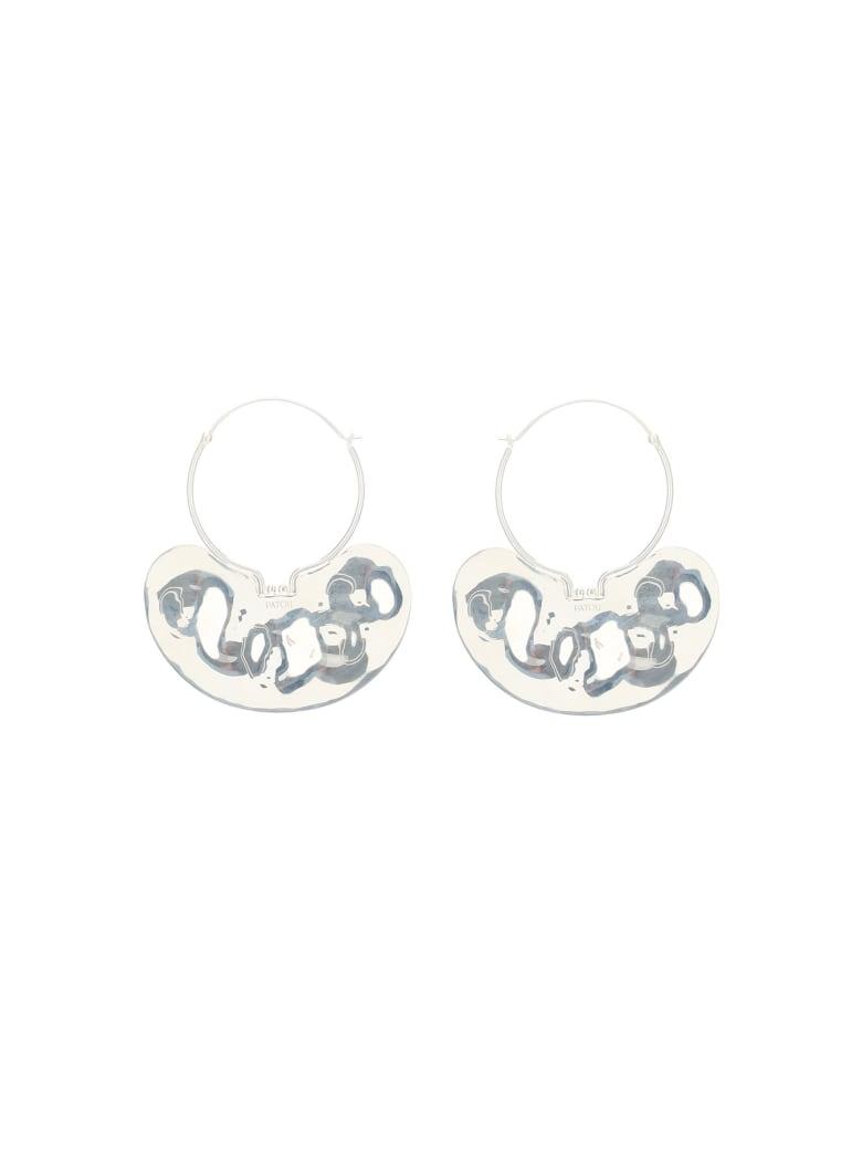 Patou Iconic Small Hoop Earrings - 901s